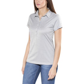 Columbia Zero Rules II - Camiseta manga corta Mujer - gris